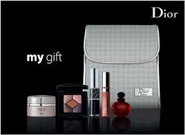 dior free gift with purchase