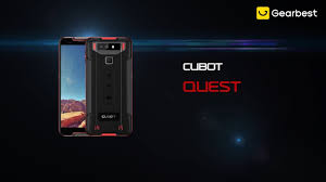 <b>Cubot Quest 5.5 inch</b> 4G Sports Phablet Rugged Smartphone ...