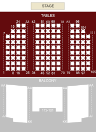 The Fonda Theatre Los Angeles Ca Seating Chart Stage