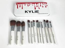 kylie professional brush set whole