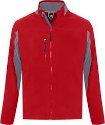 Куртки : <b>Куртка мужская NORDIC красная</b>
