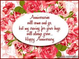 First Anniversary Wishes for Husband: Quotes and Messages for Him ... via Relatably.com