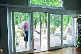 contemporary pella sliding patio door sizes stard s andersen gliding width pella dimensions inside pella sliding patio doors n