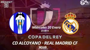Real Madrid vs Alcoyano EN VIVO Copa del Rey 2020-21 (Directo) 0-0 - YouTube