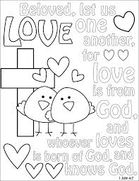 Gods Love Coloring Page God Loves Me Coloring Page Twisty Noodle God
