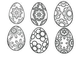 Easter Egg Patterns Kidspressmagazine Com