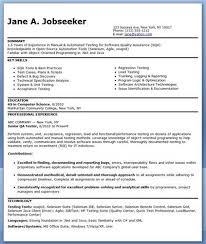 Software Testing A Href Http Cv Tcdhalls Com Resume Form Html