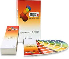 Spectrum Of Color