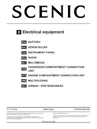 manual service renault scenic 2 echipament electric 2 headlamp Renault Laguna Wiring Diagram manual service renault scenic echipament electric headlamp renault megane immobiliser wiring diagram renault laguna wiring diagrams pdf