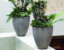 crescent garden planters. Delano Tall Planter | Crescent Garden-Indoor And Outdoor Planters Garden