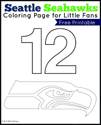 Small Picture Seattle Seahawks Coloring Pages Stadium ColoringStar And lyssme