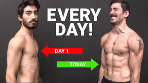 do this exercise every day for gains
