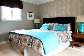 Teal And Gray Bedroom Teal And Black Bedroom