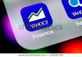 yahoo finance icon.  Finance SanktPetersburg Russia August 16 2018 Yahoo Finance Application Icon On Inside Finance Icon U