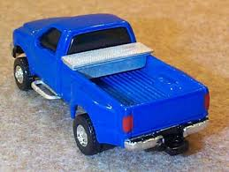 1/64 Custom Pickup Accessories | Action Toys