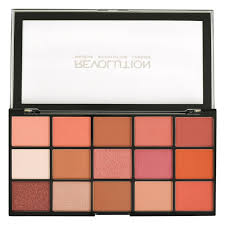 eyeshadow palette revolution makeup