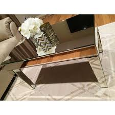 target mirrored coffee table brilliant decorating mirrored furniture target