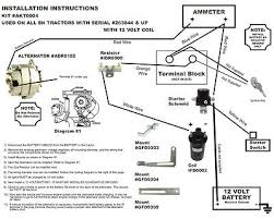 n wiring harness instructions n image wiring diagram new alternator 8n ford tractor generator conversion kit on 8n wiring harness instructions