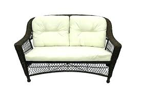 love seat cushions outdoor
