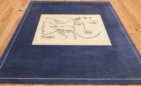 vintage peace and joy rug by picasso 49496 whole nazmiyal