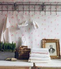 Rose pink wallpaper ...