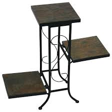 garden plant stands metal concepts 3 tier plant stand in slate traditional plant metal 3 tier garden plant stands metal