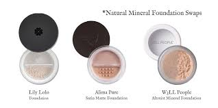 best natural mineral foundations lily lolo alima pure w3ll people