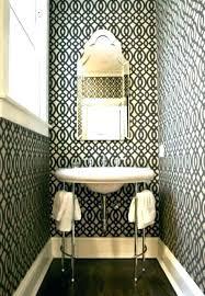 cool bathroom wallpaper ideas nz