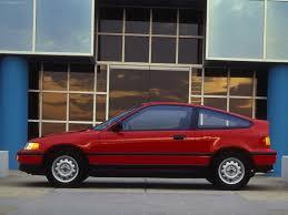 Pop Up Lights Honda Civic Crx 1988 Pictures Information Specs