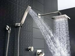 how to add a rain shower head how to add rainfall effect to your bathroom rain