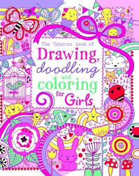 9780794532970 the usborne book of drawing doodling and coloring for s
