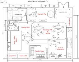 free classroom floor plan design