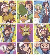 Where can i read the pokemon quiz books?: pokespe