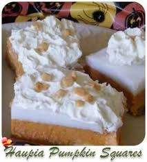 a delicious pumpkin haupia pie dessert anytime of the year get more hawaiian and local style recipes here
