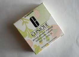 Clinique Almost Powder Makeup Spf 15 Review