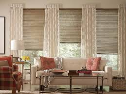 horizontal blinds and curtains. Contemporary Horizontal Curtain Design Blinds With Curtains Luxurious Style White Fabric And  Bamboo Color Brown Material Equipped For Horizontal D