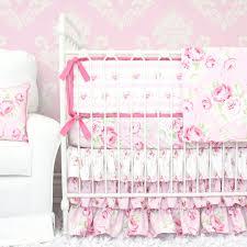 full size of art shabby chic rose ruffle baby girl bedding set vintage baby bedding shabby