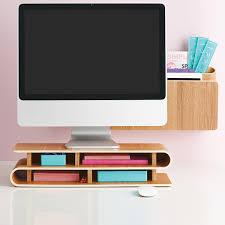 unique office desk accessories. Office Desk Accessories Ideas. Organizer Throughout Three By Ashwood Up Rise Desktop The Unique