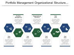 Portfolio Management Organizational Structure Organizational