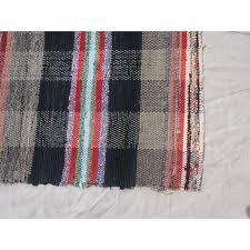swedish hand woven rag rug 21 64 chairish swedish rag rugs