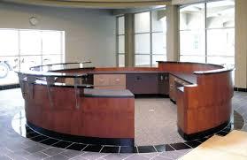 reception desk commercial furniture