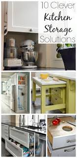 Clever Kitchen Kitchen Concepts 10 Clever Kitchen Storage Solutions