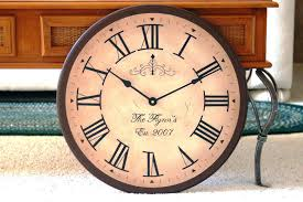 target wall clocks modern like this item outdoor
