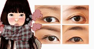 asian eyes cover