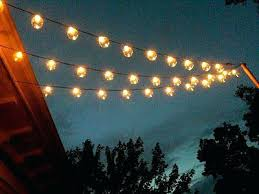 backyard string lighting ideas. Outstanding Backyard String Lights Diy . Lighting Ideas