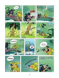 Marsupilami Issue 3 | Read Marsupilami Issue 3 comic online in high  quality. Read Full Comic online for free - Read comics online in high  quality .