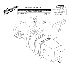 Milwaukee hole hawg parts diagram wire diagram
