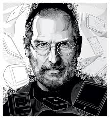 Stunning Vector Portraits By Illustrator Cristiano Siqueira