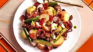 Ahtapot salatası nasıl yapılır? İşte kolay tarifi ve yapılışı