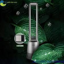 Quạt không cánh Daewoo F10 Bladeless vừa quạt vừa lọc không khí - Bảo hành  12 tháng - Shop Thế Giới Điện Máy Thế giới điện máy - đại lý xiaomi chính